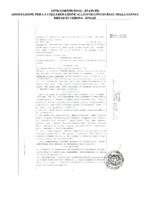 ATTO COSTITUTIVO e STATUTO Onlus 12 dicembre 2002